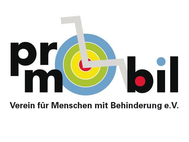 Logo Verein Pro Mobil - Verein für Menschen mit Behinderungen