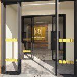 Eingangsbereich des Hotel Neues Pastorat