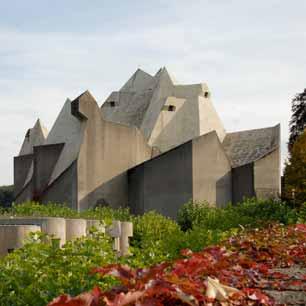 Marienwallfahrtskirche Neviges