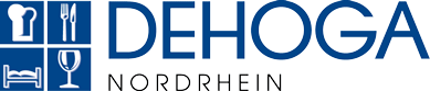 Logo Dehoga Nordrhein